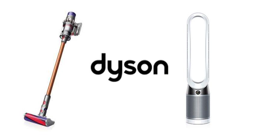 最近の仕事「ダイソン コードレス掃除機/空気清浄ファン」